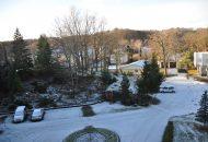 Zima na wzgórzu św. Stanisława
